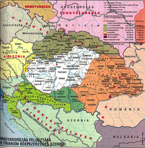 magyarország térkép 1920 Transindex    Katalogus magyarország térkép 1920