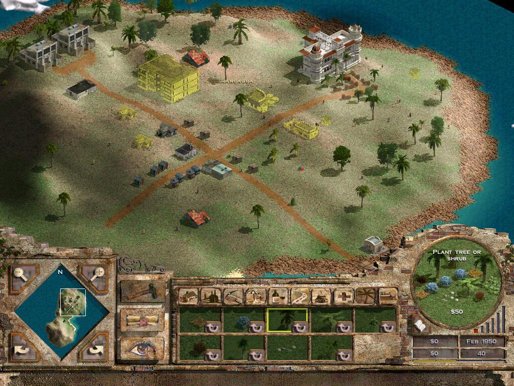 Tropico Game