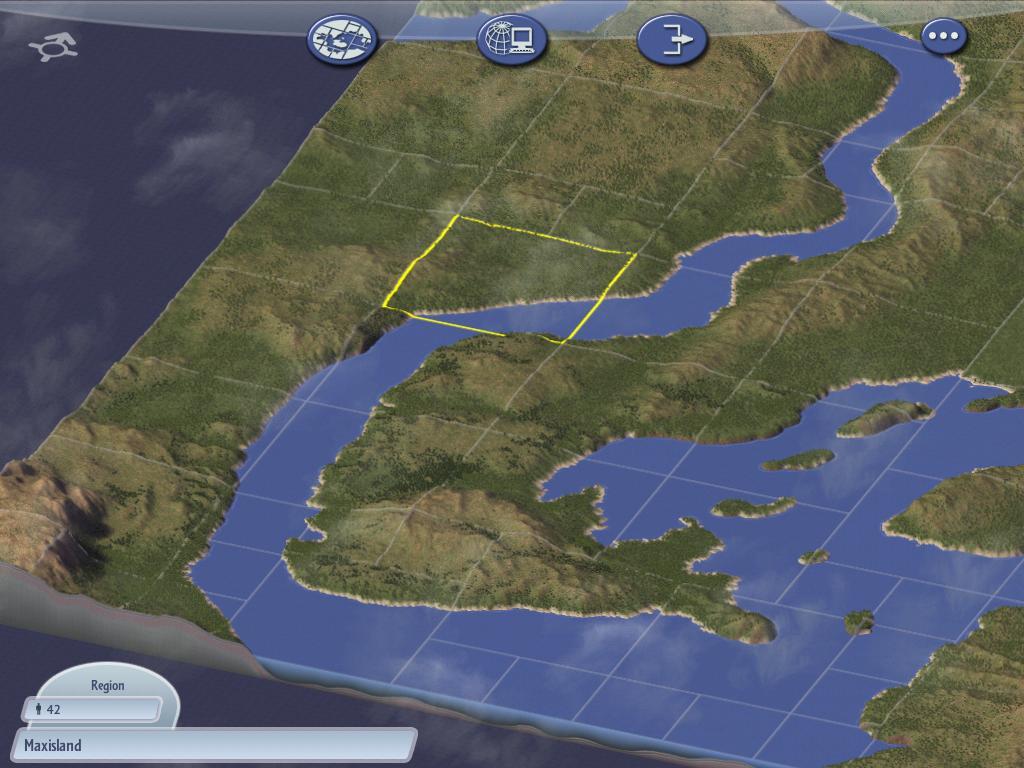 Open World Map Sizes.Maps Regions In Mco Idea