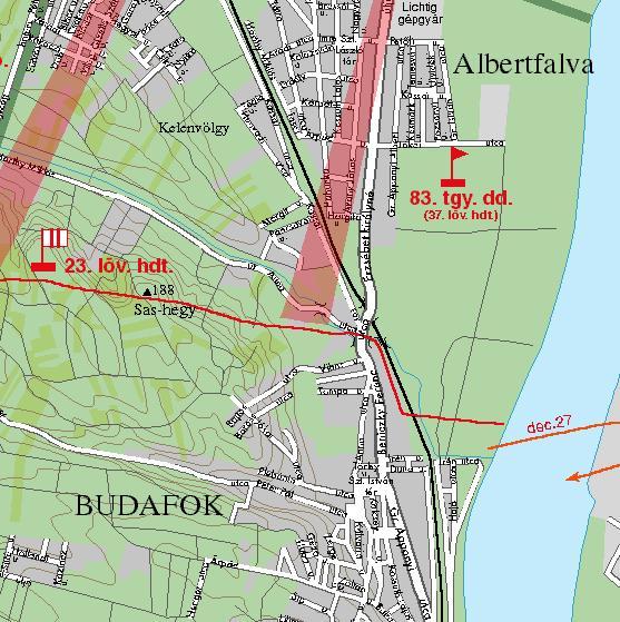 budapest ostroma térkép A térkép célja: budapest ostroma térkép