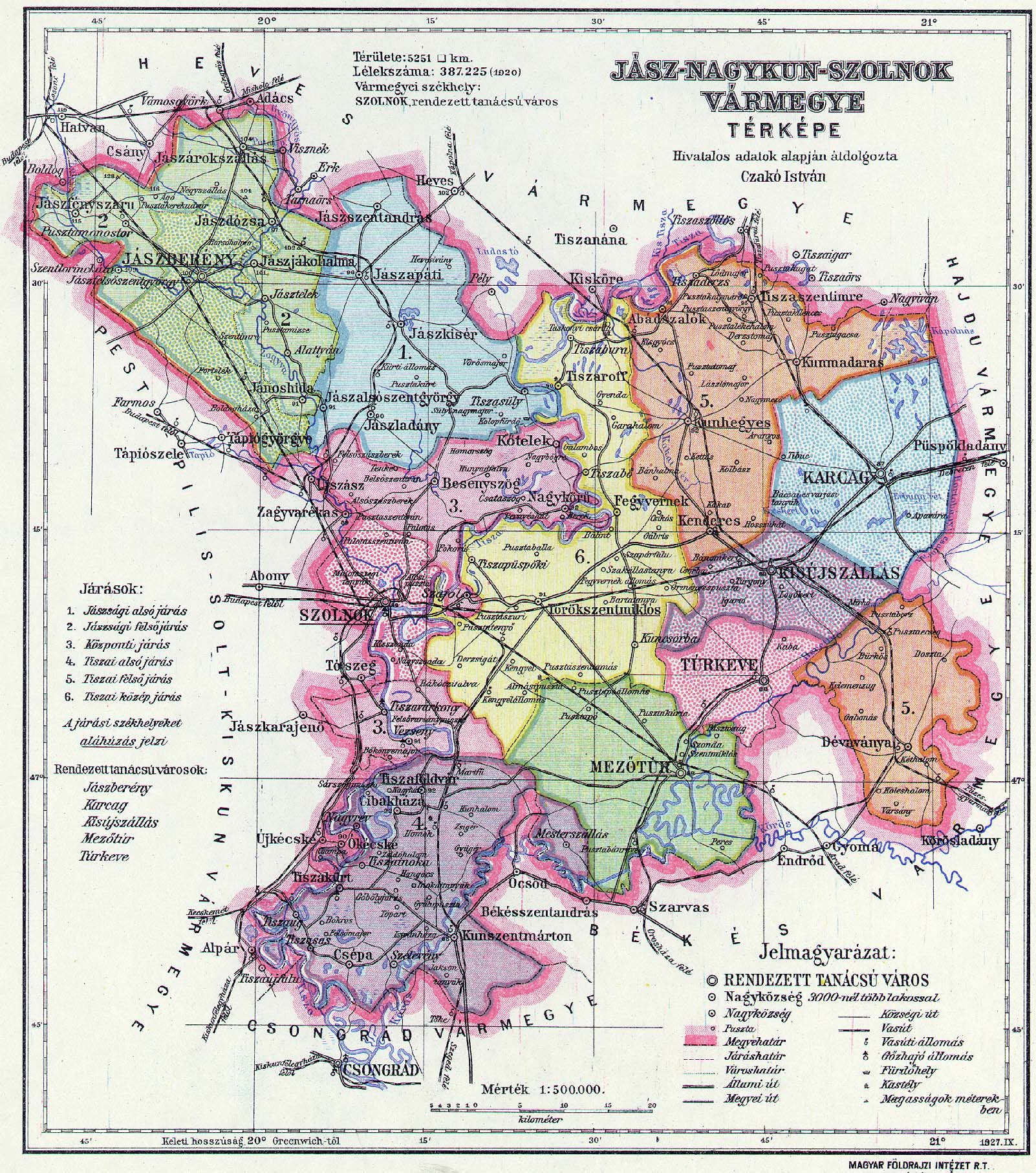 magyarország vármegyéi térkép Osztrák Magyar Monarchia varmegyei (1910) magyarország vármegyéi térkép