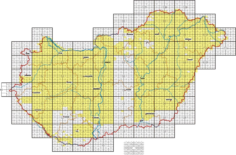 topográfiai térkép magyarország Földtudományi alapszak   térképész és geoinformatikai szakirány topográfiai térkép magyarország