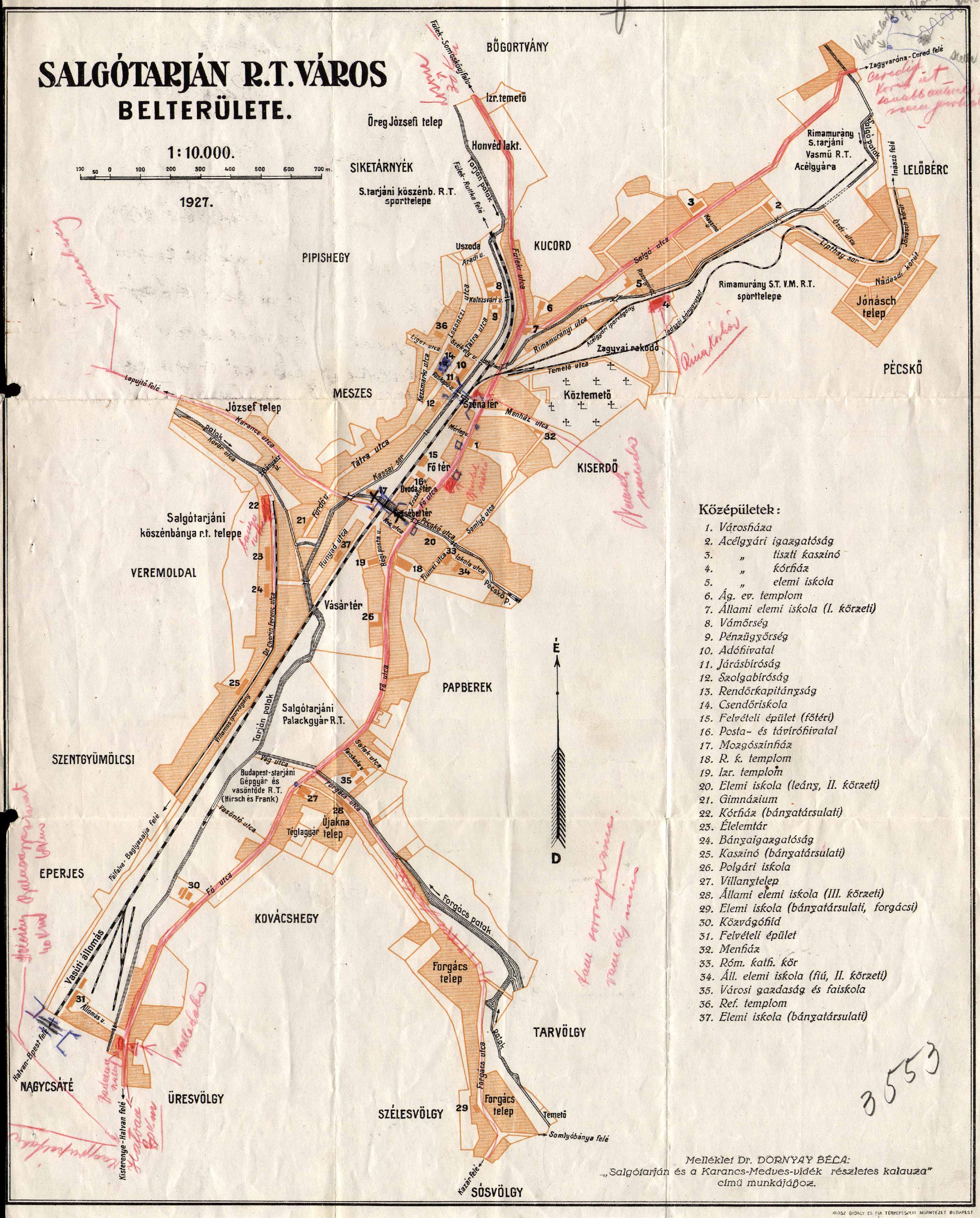 salgótarján térkép Terkepek: Salgotarjan salgótarján térkép