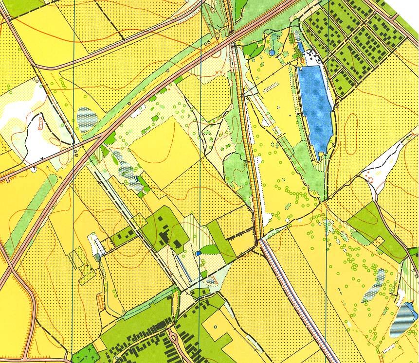 tárnok térkép Hungarian O maps (2002) tárnok térkép