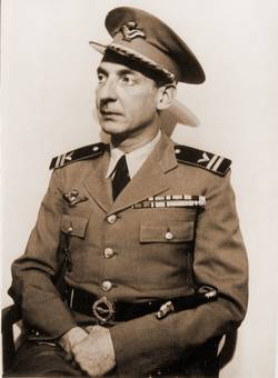 Res. Capt. Almásy, Hungarian Royal Air Force